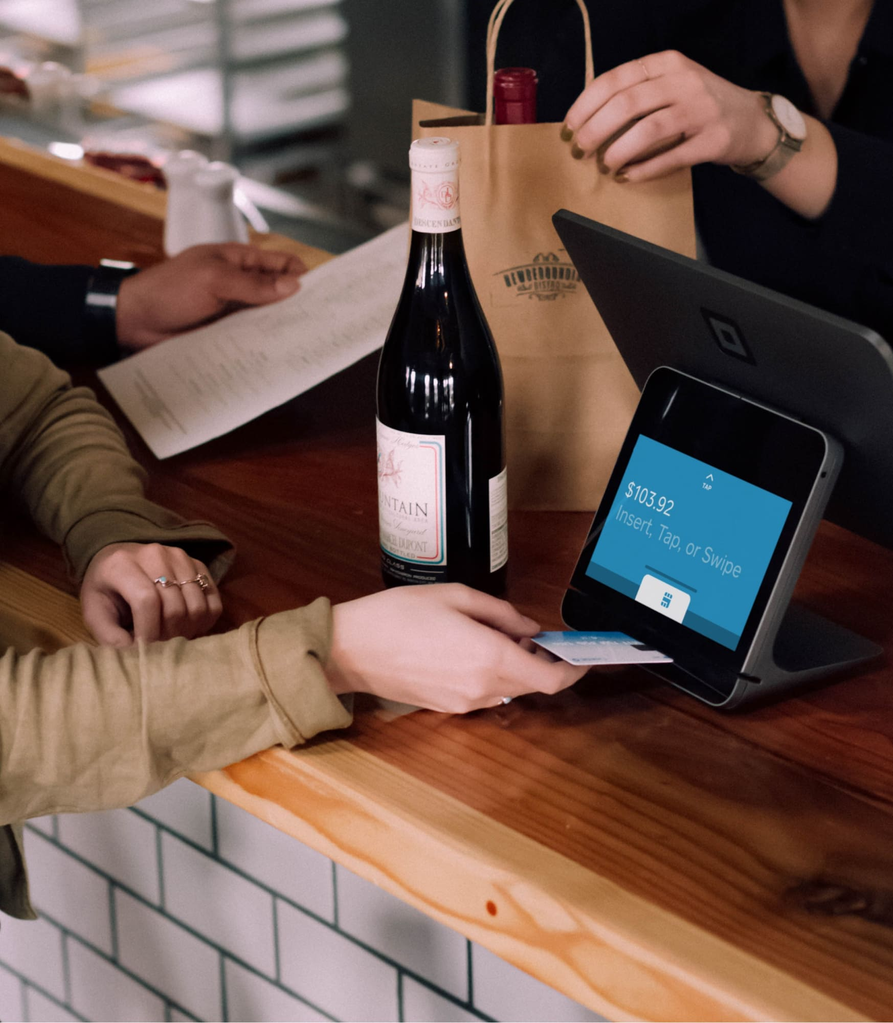 We now accept Square!
